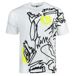 Versus Versace Neoplast T-Shirt in White