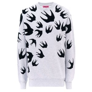 Swallow Sweatshirt in Grey