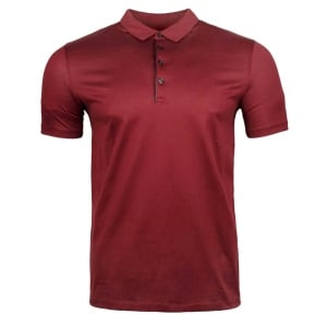 Diracle Polo Top in Red