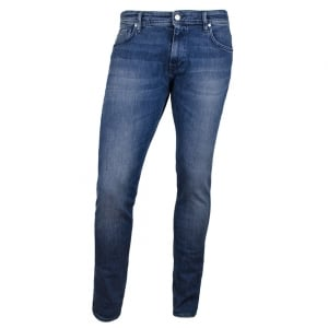Miami 2 Short Leg Jeans in Medium Wash
