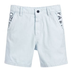 2- 4 Years Dionis Shorts in Light Blue