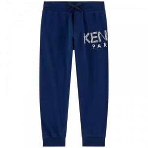 3M-18M Bermuda Jogging Bottoms in Navy