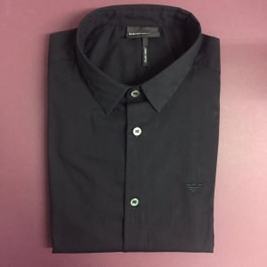 Emporio Armani Core Shirt in Black