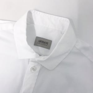 Collezioni Short Sleeve Core Shirt in White