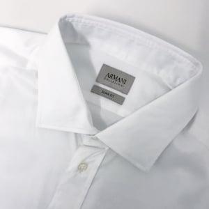Collezioni Woven Shirt in White