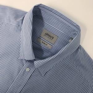 Collezioni Stripe Shirt in Blue