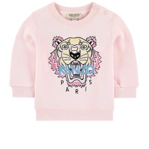 2-4 Years Sweatshirt in Pink