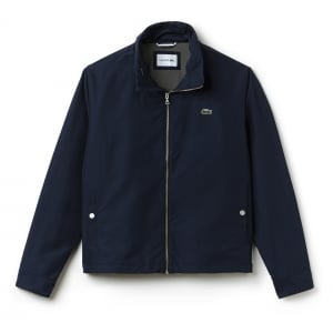 Lacoste Bomber Jacket in Navy