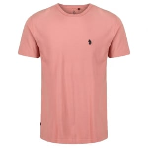 Skinny Peach T-Shirt in Orange