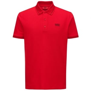 Daruso Polo Top in Red