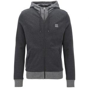 Zeroes Sweatshirt in Dark Grey