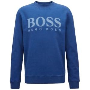 Wallker Sweatshirt in Blue