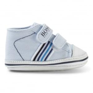Newborn-Trainers in Blue