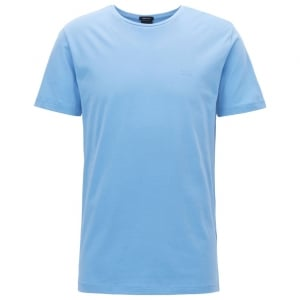 Lecco 80 T-Shirt in Light Blue