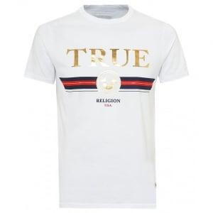 True Religion Trucci T-Shirt in White