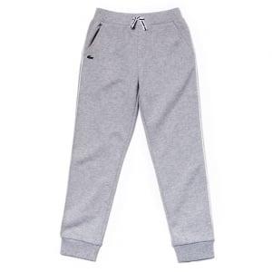 Lacoste Kids 10 Years Sweatpants in Grey