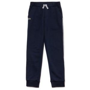 Lacoste Kids 14-16 Years Sweatpants in Navy