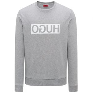 Dicago Sweatshirt in Open Grey