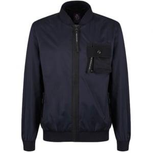 Springer Jacket in Navy
