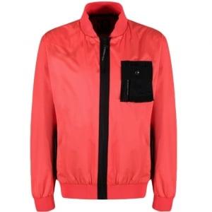 Springer Jacket in Coral