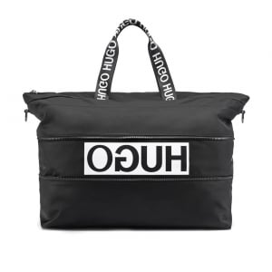 Tribute Holdall Bag in Black
