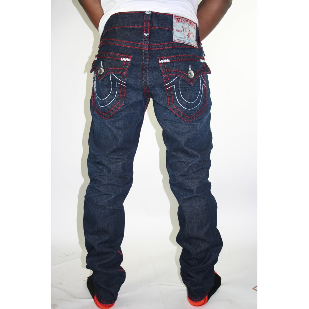 true religion benny slim jeans