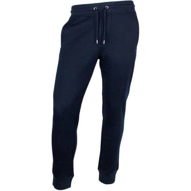 amazing quality shop for best modern style Armani Jeans AJ Tracksuit Bottoms in Navy