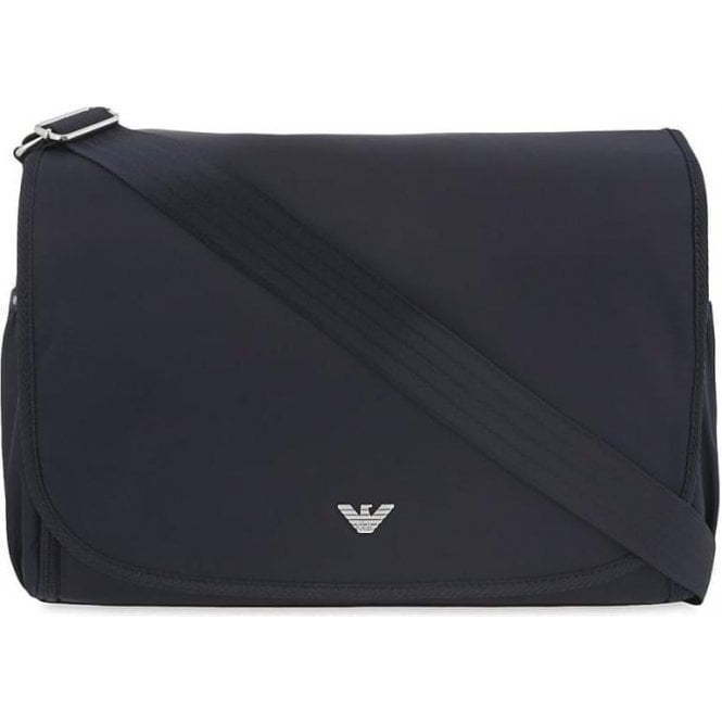 777a011c46c5 Armani Junior Changing Bag in Navy