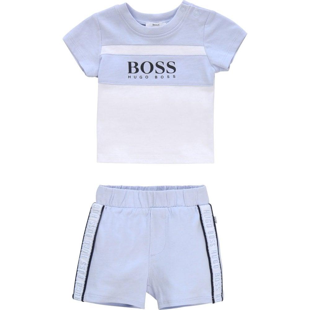 hugo boss baby shorts