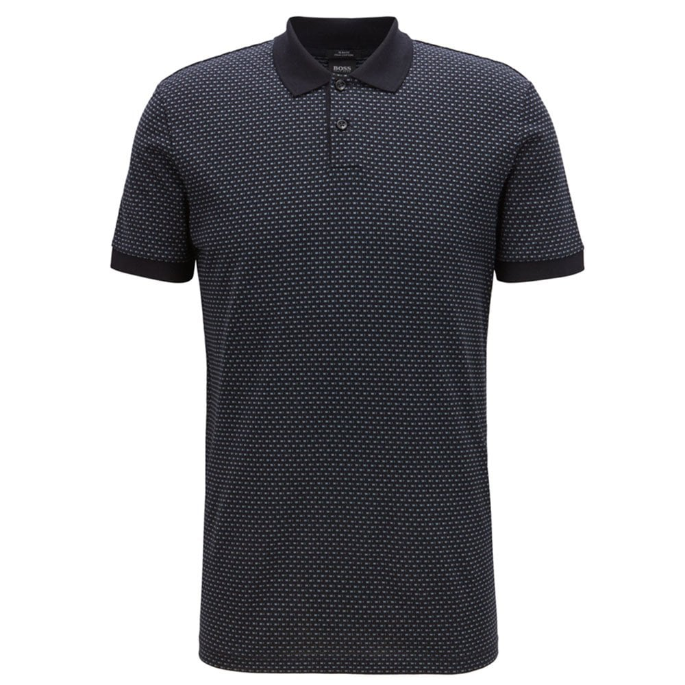 6f2c88d7f Phillipson 44 Polo Shirt in Open Blue