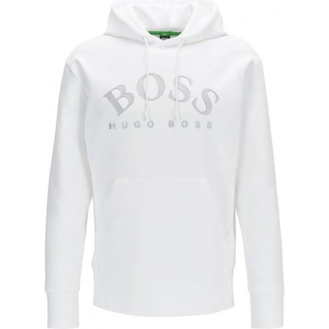 4a9009c135 Hugo Boss Green Label Sweatshirts | Sly Sweatshirt White