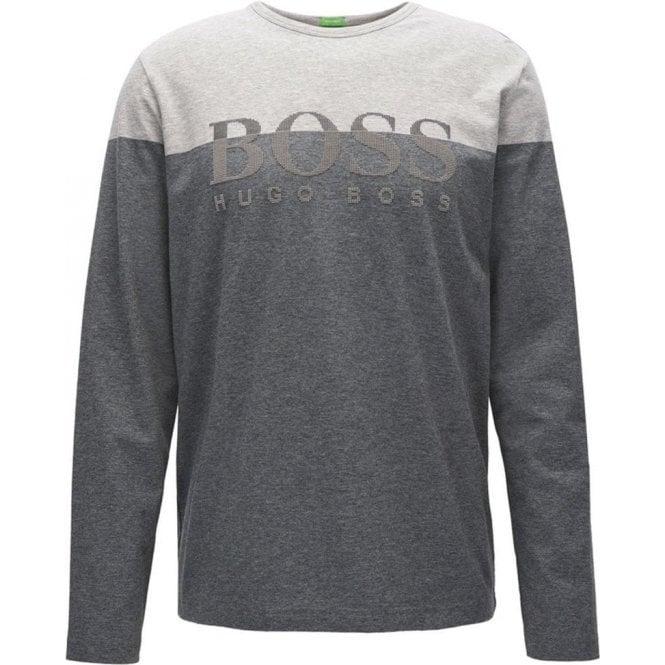 d6e112541 Boss Green Boss Green Togn 2 T-Shirt in Grey Chameleon Menswear