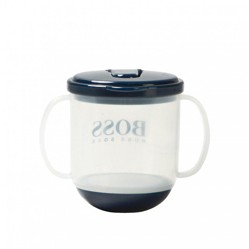 #100/% Genuine Hugo Boss Two Baby Bottles J90Z00