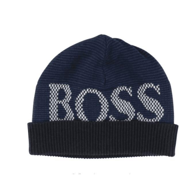 Wool Hat in Navy 8b3f00783f7