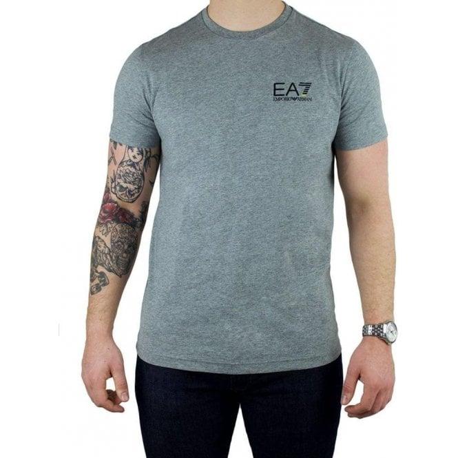 8ec9d206 Ea7|Ea7 Core T-Shirt in Grey|Chameleon Menswear