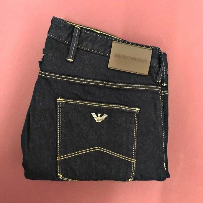 1f26dcdd898e6 Emporio Armani Dark Wash J06 - Menswear from Chameleon Menswear UK