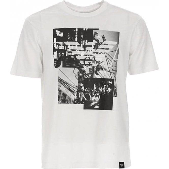 White Shirt Emporio Armani T In Ga Tokyo clFK1J