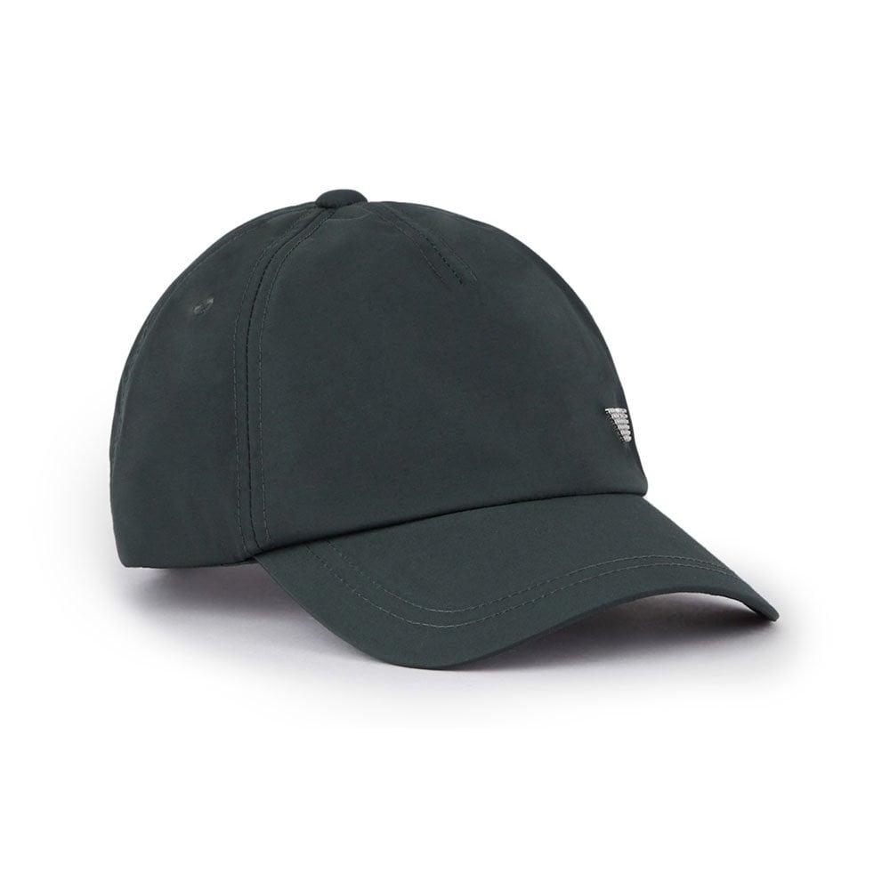 e836be741 Emporio Armani Logo Baseball Cap