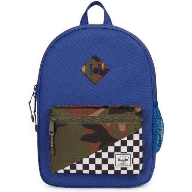 ca215a6e637 Heritage Kids Backpack in Blue