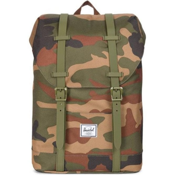 Retreat Youth Backpack in Camo 5368dacd59dcf