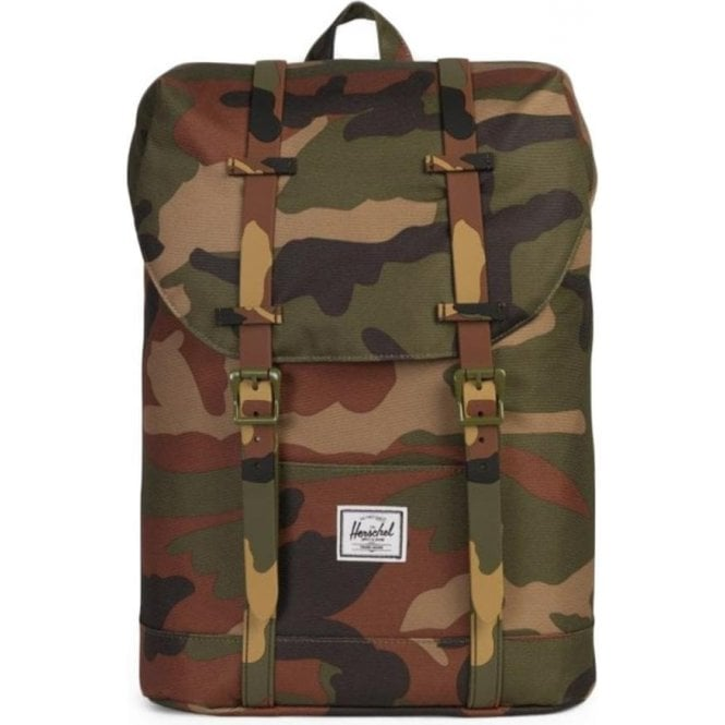 Herschel Supply Co. Junior Herschel Retreat Backpack in Camo a6e9ab641945c