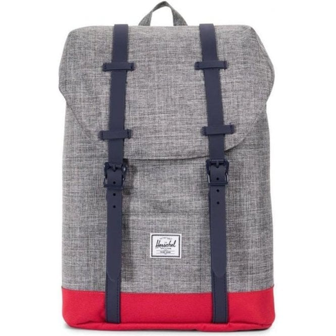 8468a4c069bb Retreat Youth Backpack in Grey