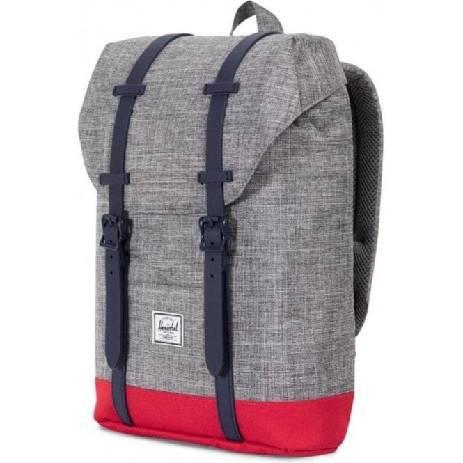 Retreat Youth Backpack in Grey 6b49ce3593c0d