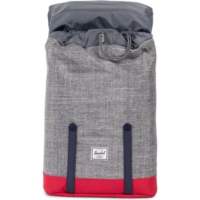 9dbfd422e595 Retreat Youth Backpack in Grey