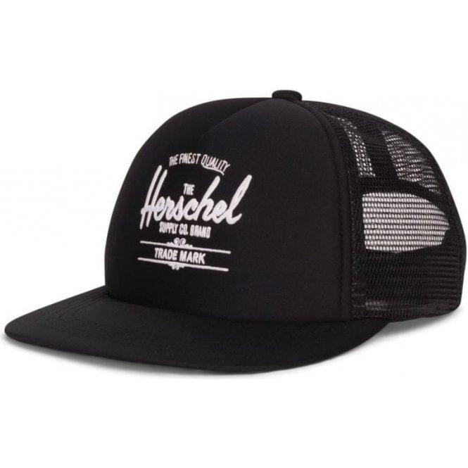 Whaler Youth Cap in Black 0bb5d13eeea1