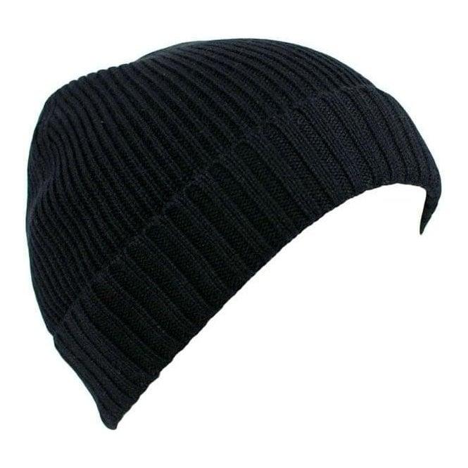 Boss Green C-Fati 2 Beanie Hat in Black cd86d8ce9be5