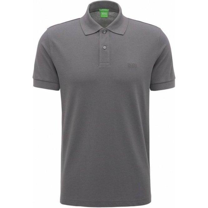 bba9c037 Boss Green|Boss Green C-Firenze/Logo Polo Shirt in Grey|Chameleon ...