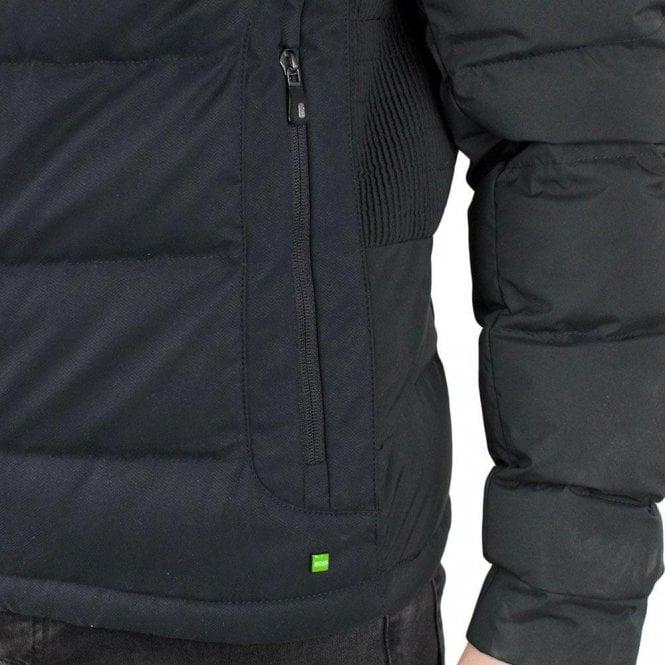 fb572bbf Boss Green|Boss Green Jilario Jacket in Black|Chameleon Menswear