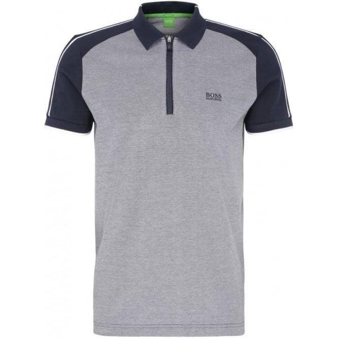 66ce21d7c Boss Green|Boss Green Philix Polo Shirt in Navy|Chameleon Menswear