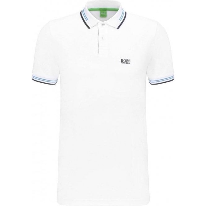 boss green polo